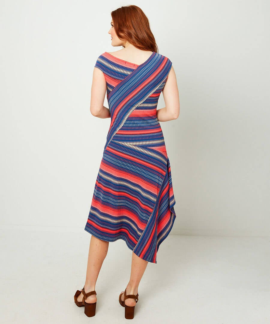 Utterly Unique Dress Model Back