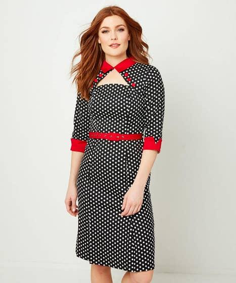 Irresistible Louise Dress