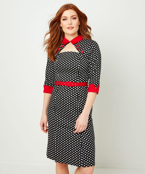 Irresistible Louise Dress