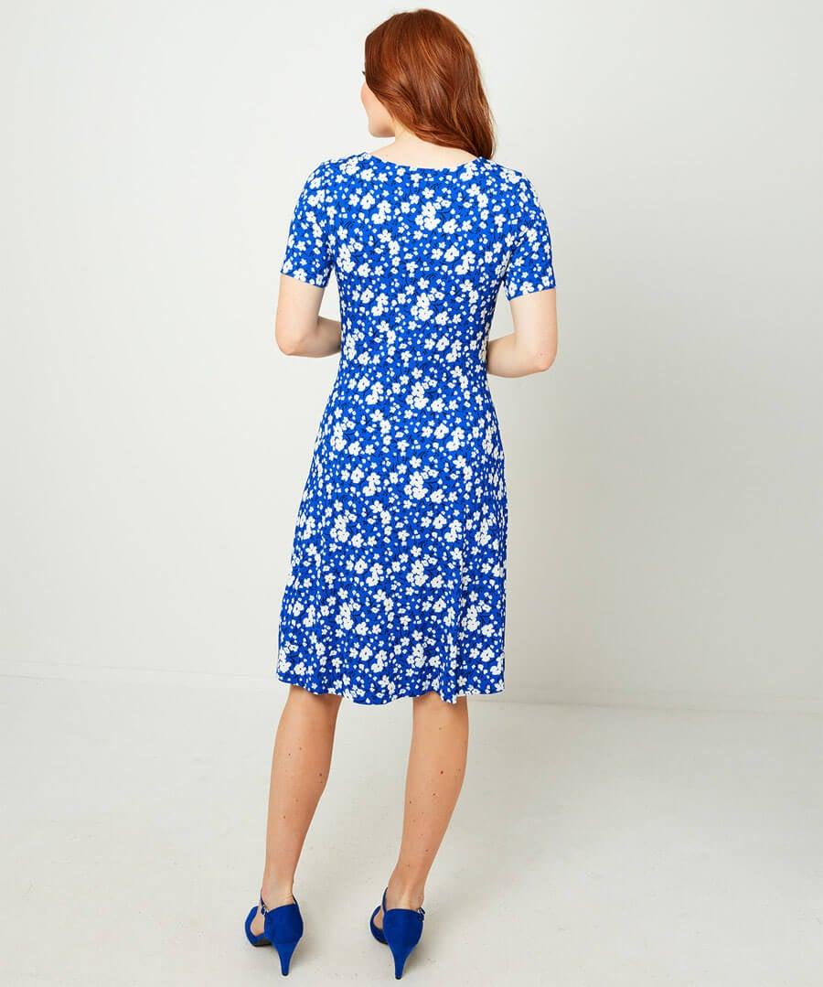 Essential Summer Dress Model Back