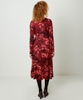 Monnlight Wrap Dress