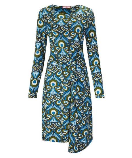 Unusual Jersey Dress