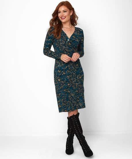 Remarkable Wrap Dress