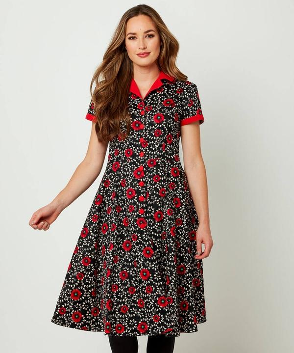 Dancing Diner Dress