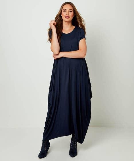 Opulent Ovoid Dress