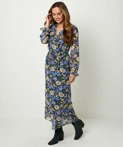 Night Meadow Dress