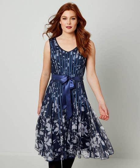 Ravishing Ribbon Dress