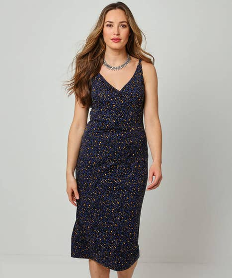 Luxe Jersey Dress