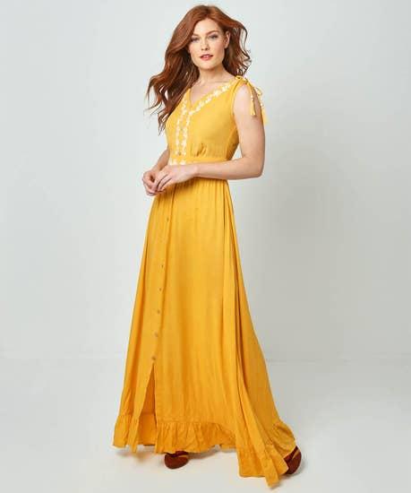 Ray Of Sunshine Dress