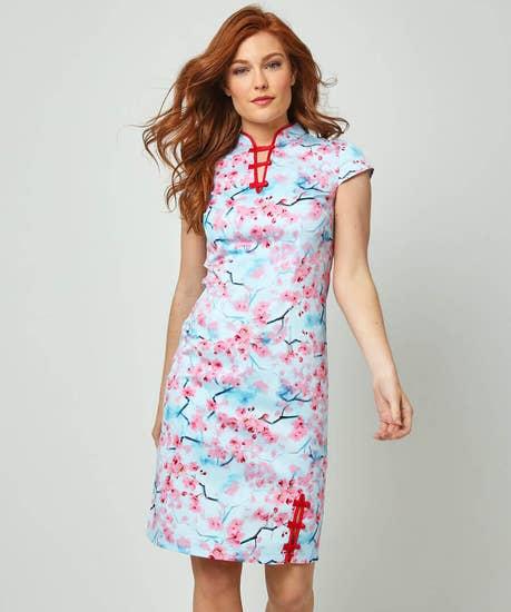 Beautiful Blossom Dress
