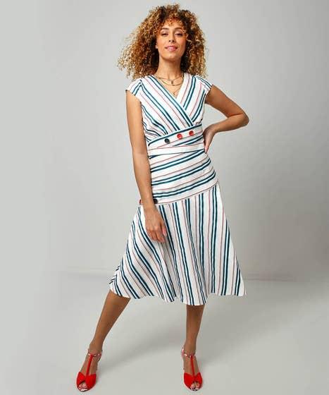 Summer Stripe Dress