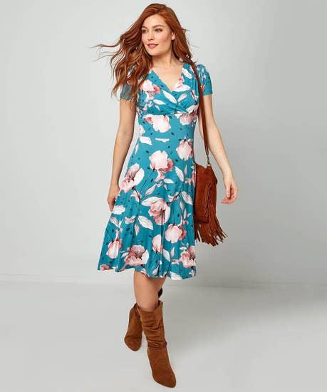 Majestic Jersey Dress
