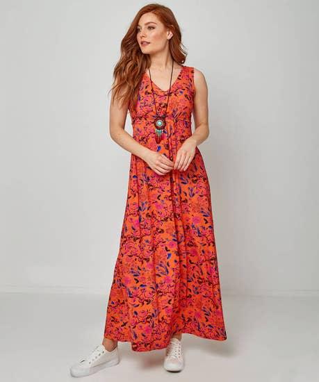 Vivacious Maxi Dress
