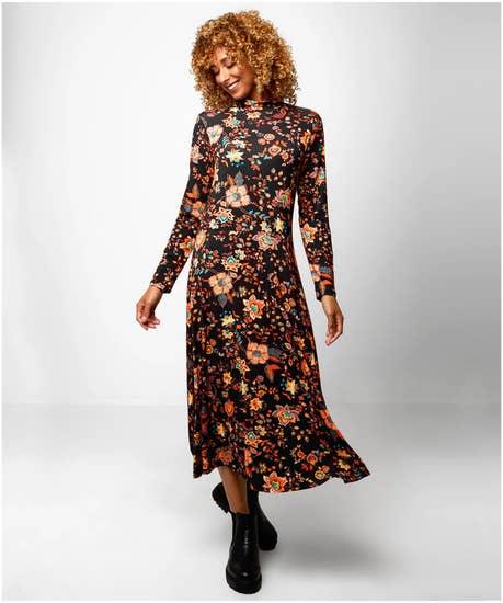 Fabulous Folky Dress