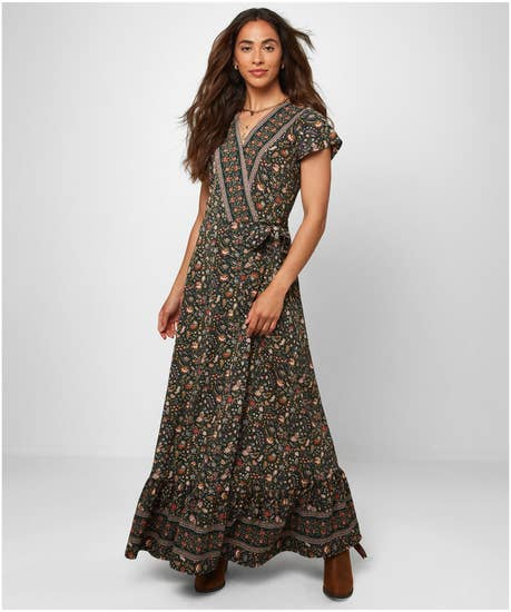 Boho Belle Dress
