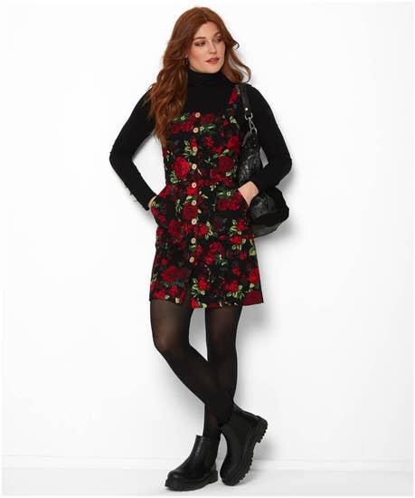 Rocking Roses Dress