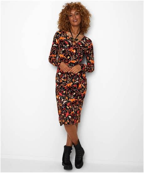 Fabulous Fox Dress