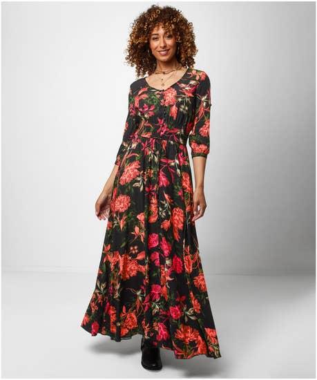 Fascinating Florals Dress