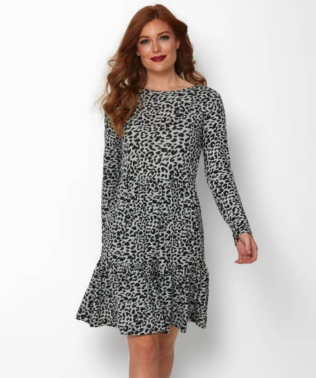 Adventurous Animal Dress