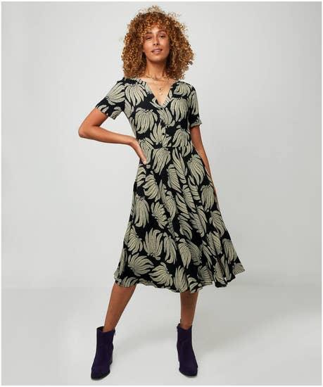 Fabulous Fern Dress