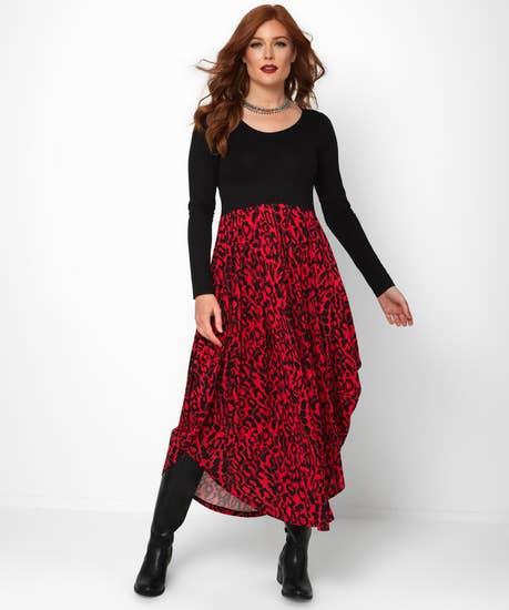 Mix It Up Essential Jersey Dress