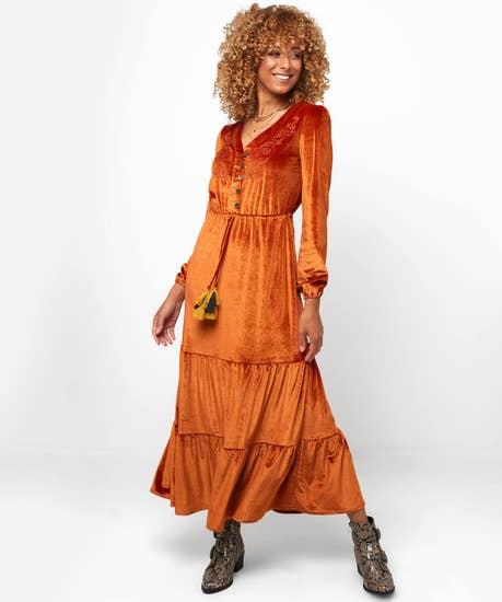 Velvet Perfection Dress