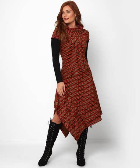 Christmas Cutabout Dress