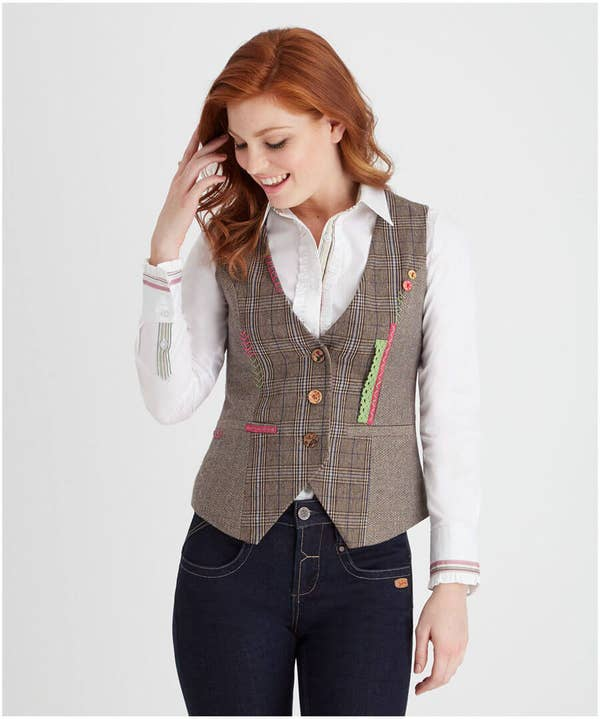 Mad About This Waistcoat