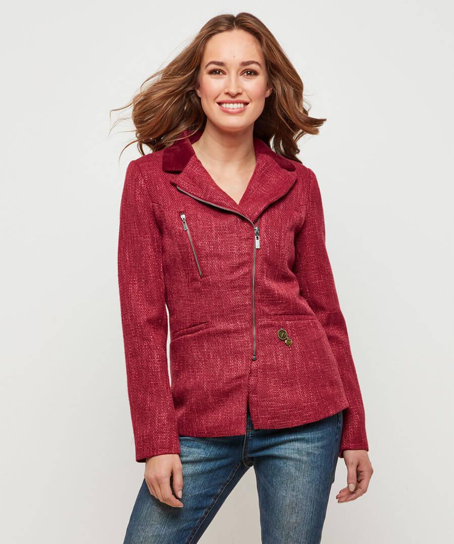 Zealous Zip Jacket