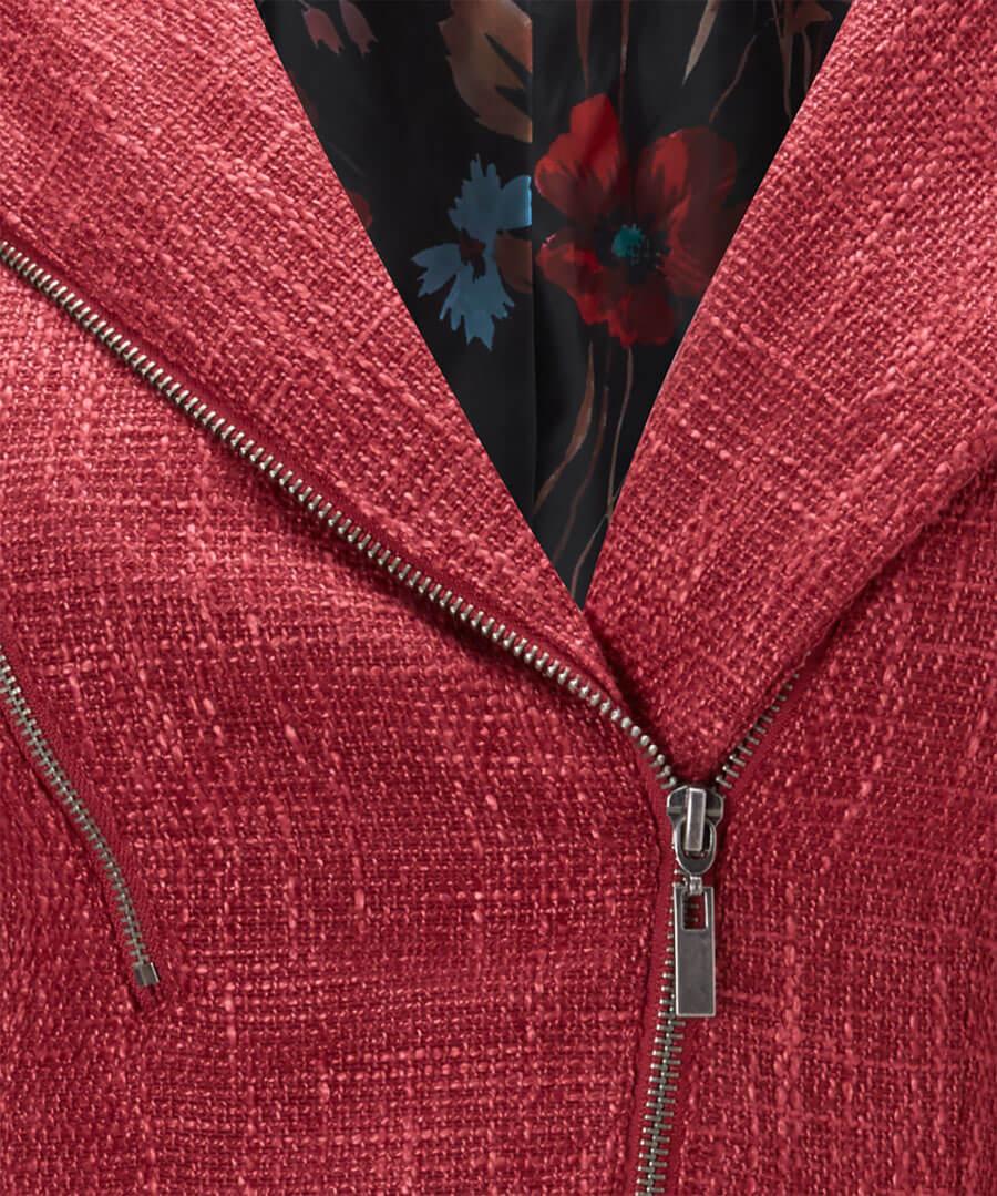 Zealous Zip Jacket Back