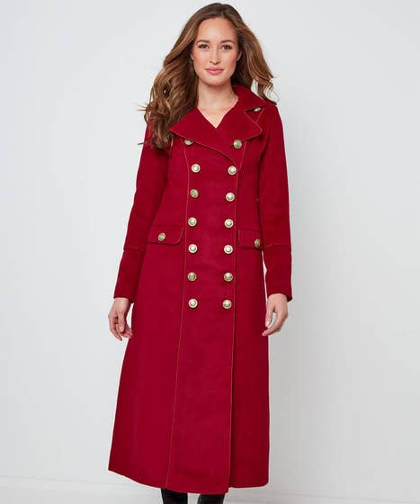 The Libertine Coat