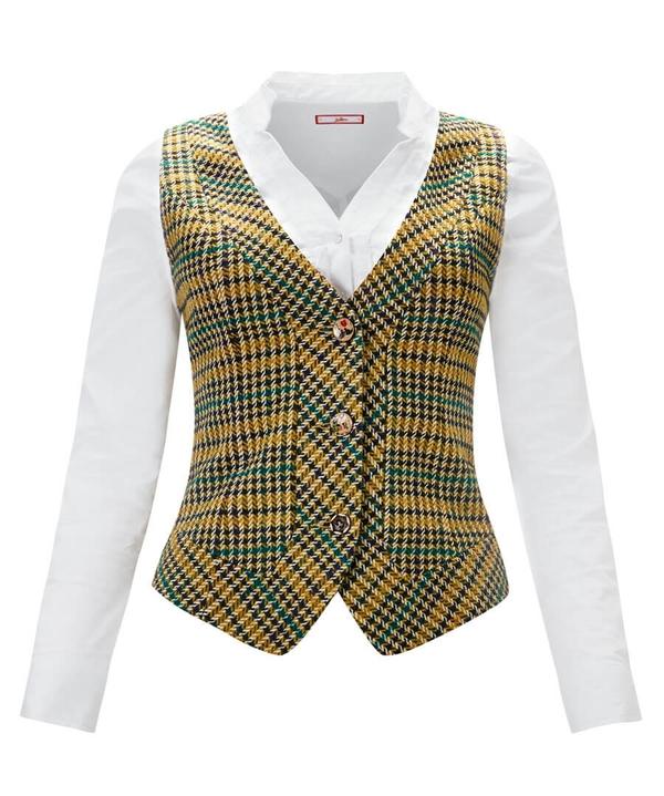 Terrific Tweedy Waistcoat