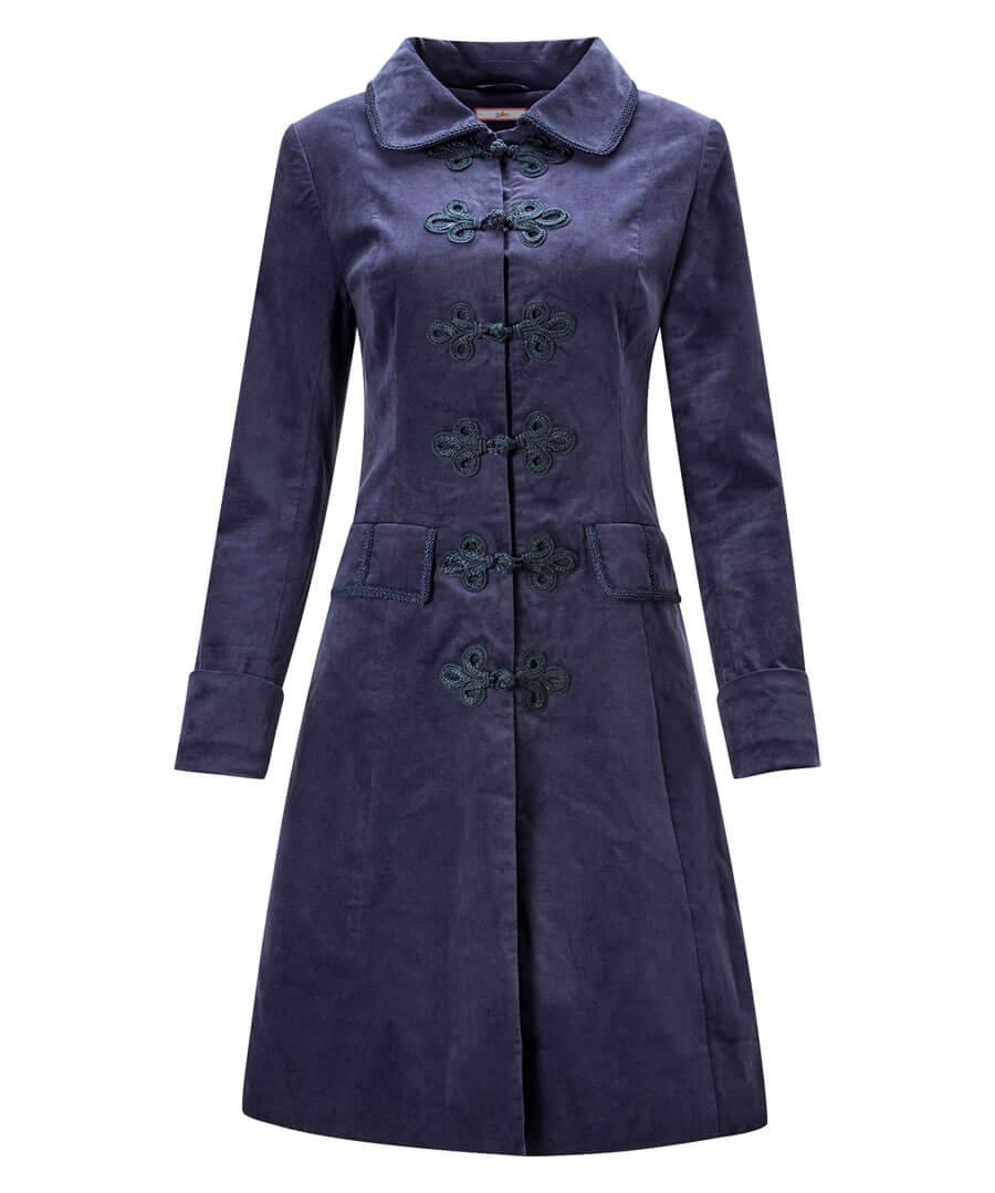 Luxurious Velvet Coat