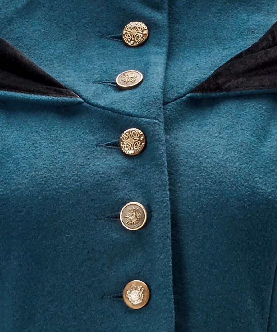 Wonderful Winter Coat Back