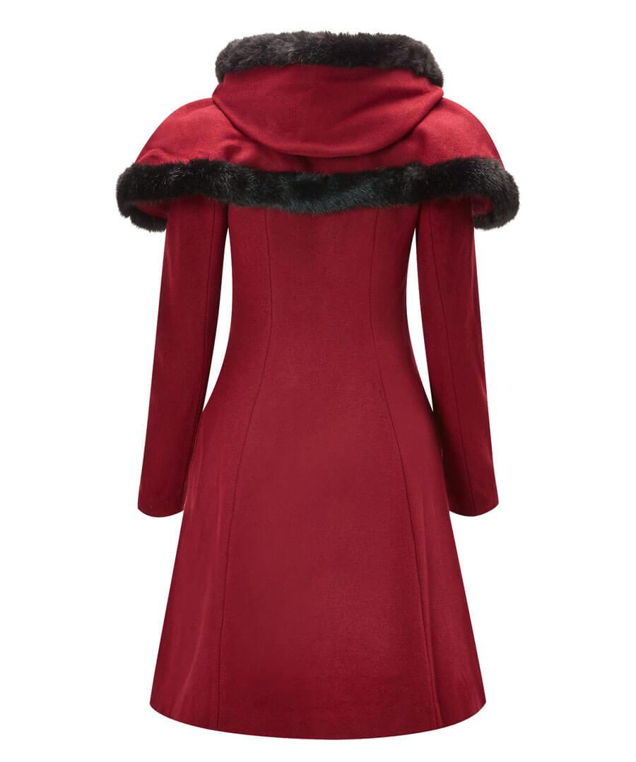 Beautiful Belle Coat Back