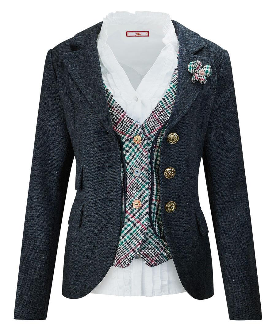 Perfect Blue Jacket