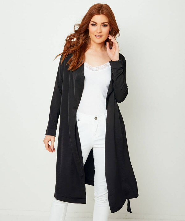 Capsule Collection Lightweight Duster Coat