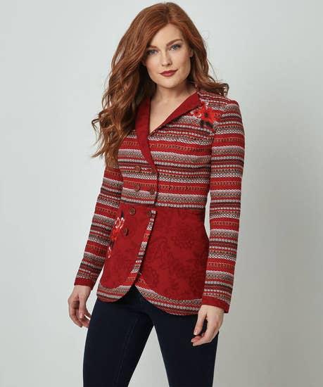 Jazzy Jacket