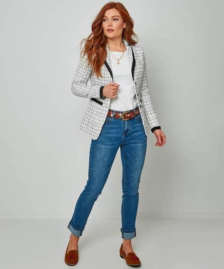 Monochrome Jacket