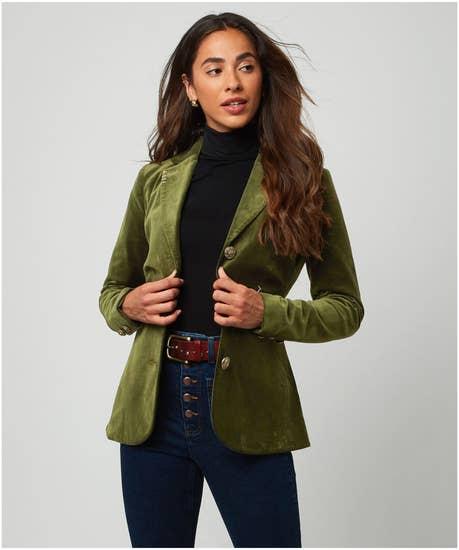 Marvellous Moleskin Jacket