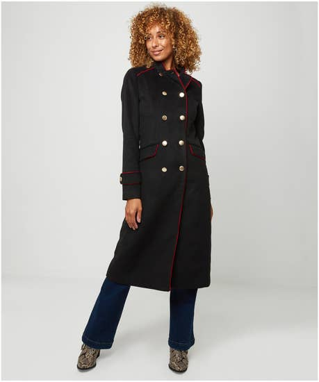 Military Must Have Coat