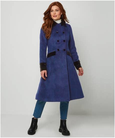 Elegant Vintage Coat