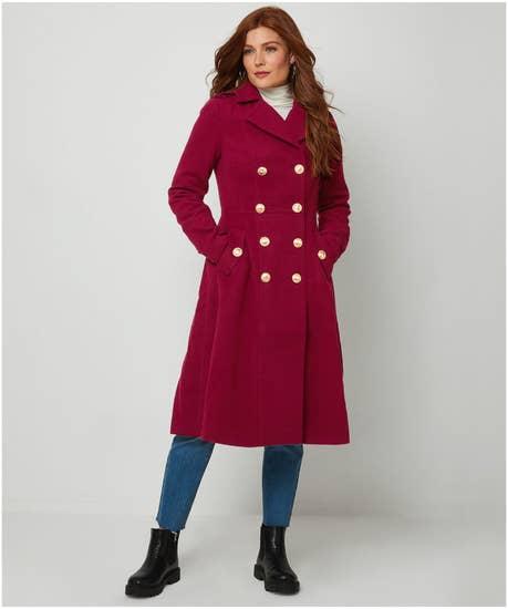 Best Berry Coat