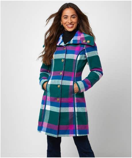 Bright And Beautiful Coat
