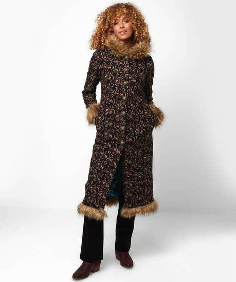 Festive Feeling Coat
