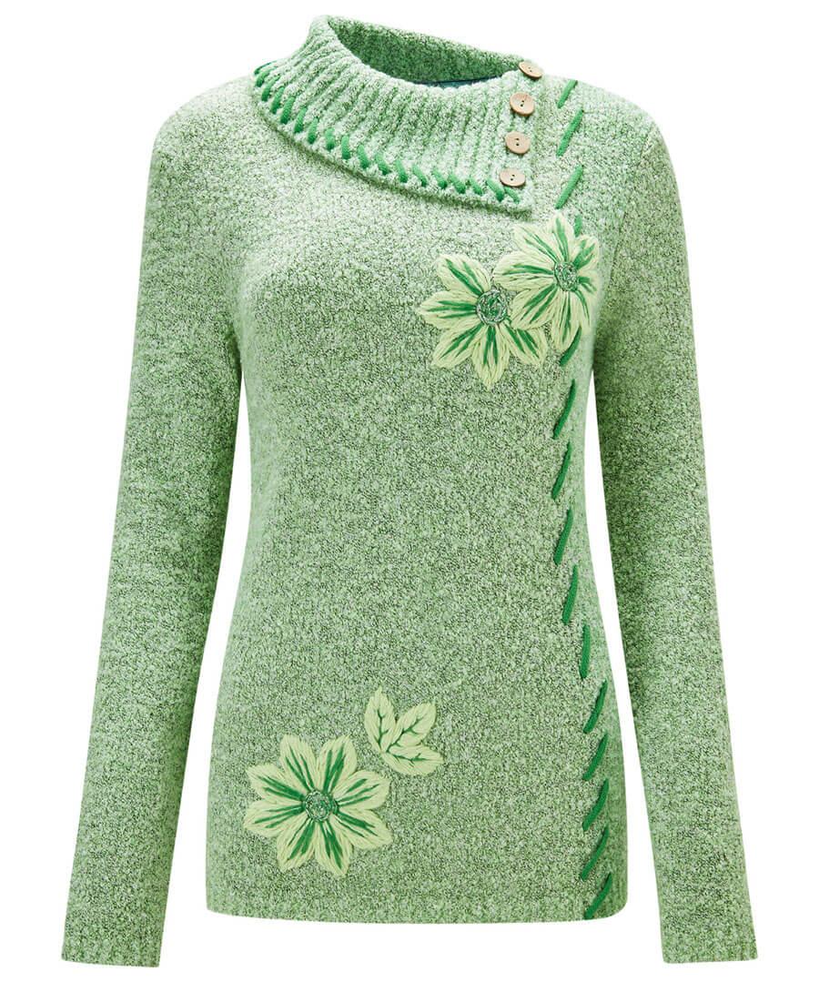 Green Green Grass Jumper