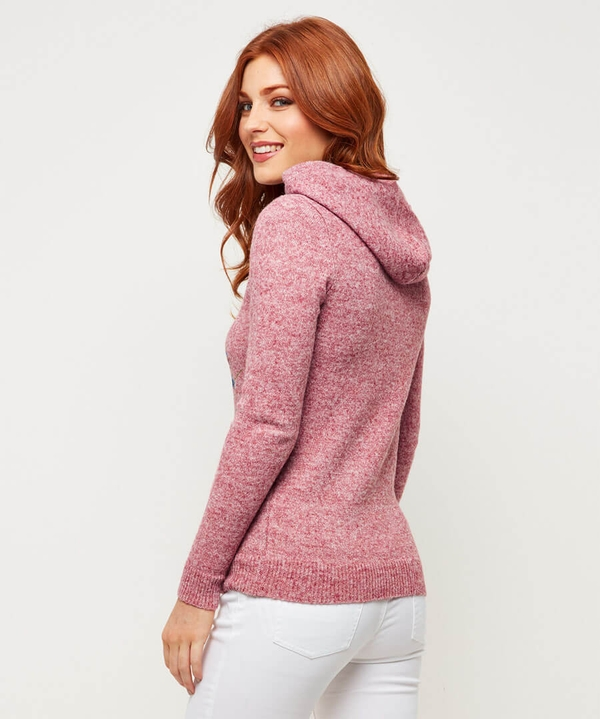 Perfect Hooded Knit