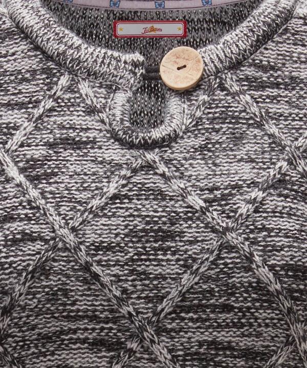 Delores Longline Knit