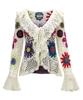 Quirky Crochet Cardigan