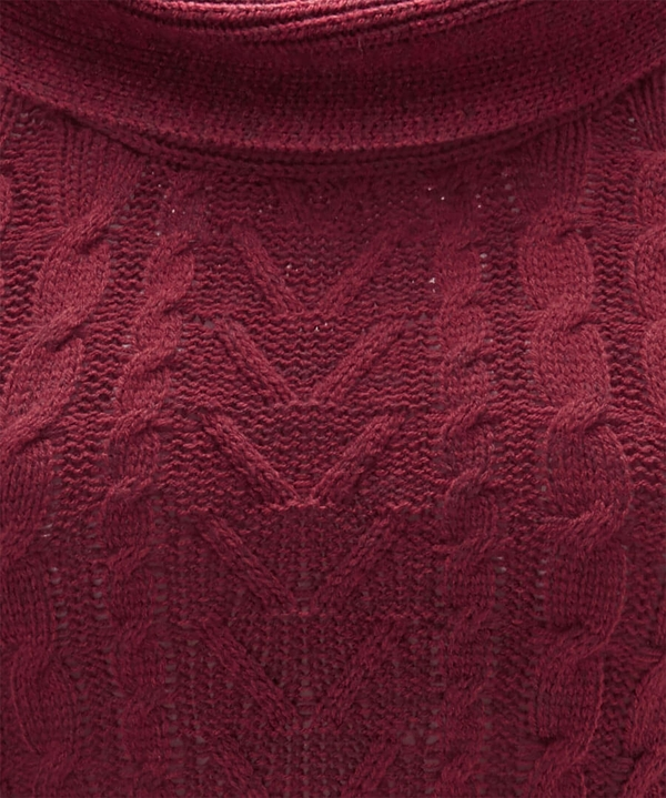 Cosy Collar Jumper